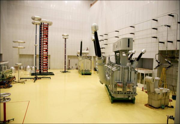 Transformer Testing and Measurement | Samgor High Voltage Test